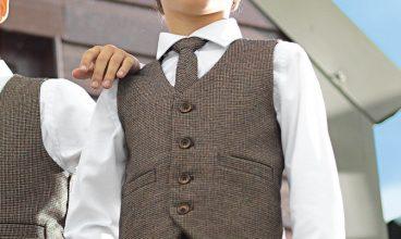 Best waistcoat suit for kids