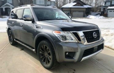 2017 Nissan Armada Platinum SUV For Sale