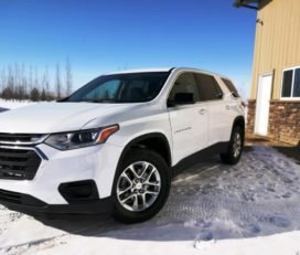 2019 Chevrolet Traverse LS SUV For Sale