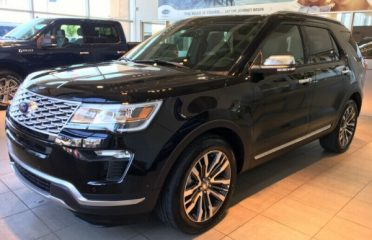 2019 Ford Explorer Platinum 4WD SUV For Sale