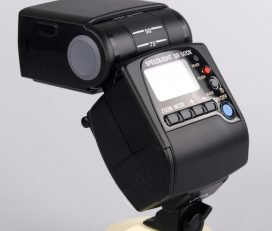 Nikon 50DX Flash