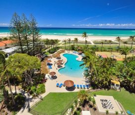 Holiday Rentals Palm Beach – Blue Ocean Apartment