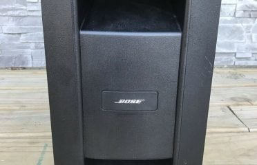 Bose wireless subwoofer only