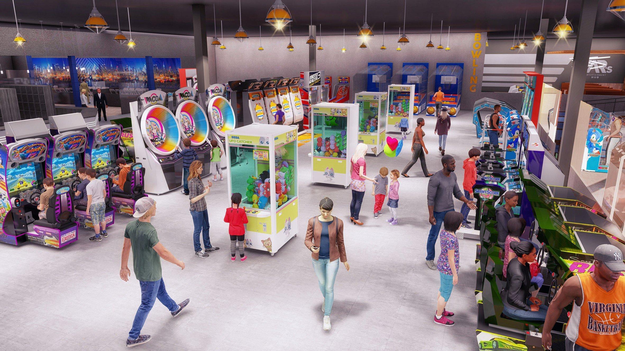 AR's Entertainment Hub