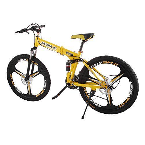 26 inch Alloy Wheels Foldable Mountain Bike