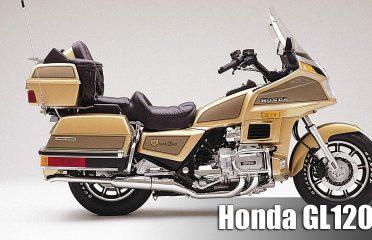 Honda GL1200 Goldwing