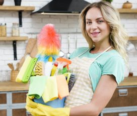 Maid Services 25/Hour Dubai, Sharjah, Ajman