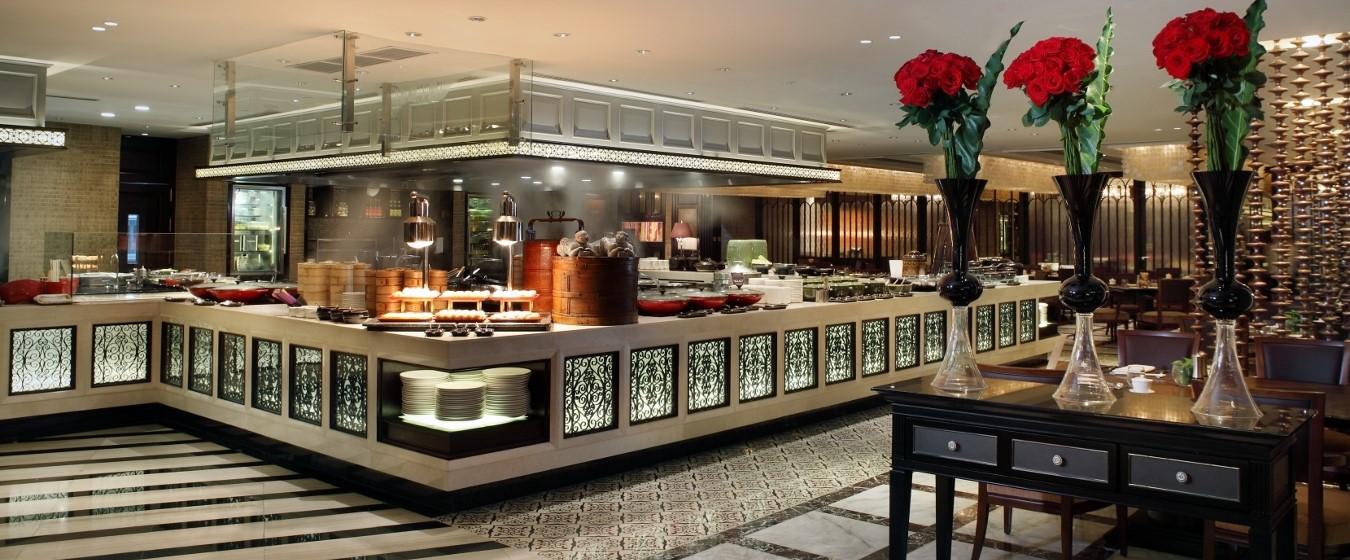 Spiral Restaurant – Manila