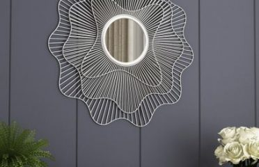 Buy Wooden Wall Mirrors Online