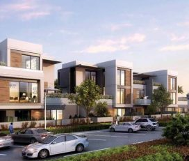 Parklane Townhouses by Dubai South