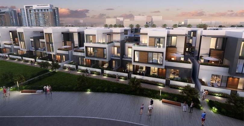 Parklane Townhouses by Dubai South