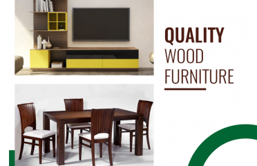 Naayaab Interiors has an Exclusive Range of Wooden Furniture